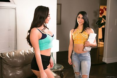 Hot stars Karlee Grey & Gina..
